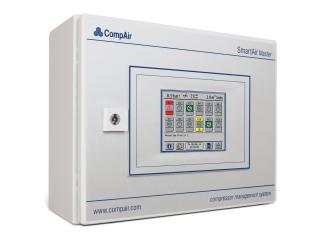 Compair compressor management system